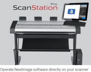 Contex HD Ultra Series ScanStation Pro