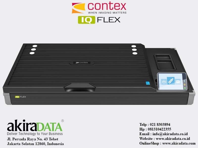 Harga Scanner Flatbed Contex IQ Flex Murah Jakarta