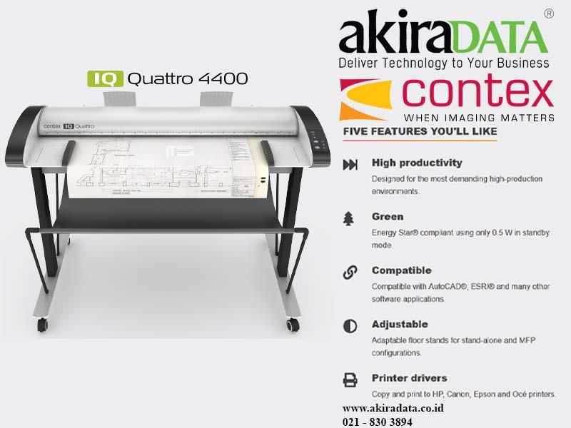 Scanner Contex IQ Quattro 4490 44in