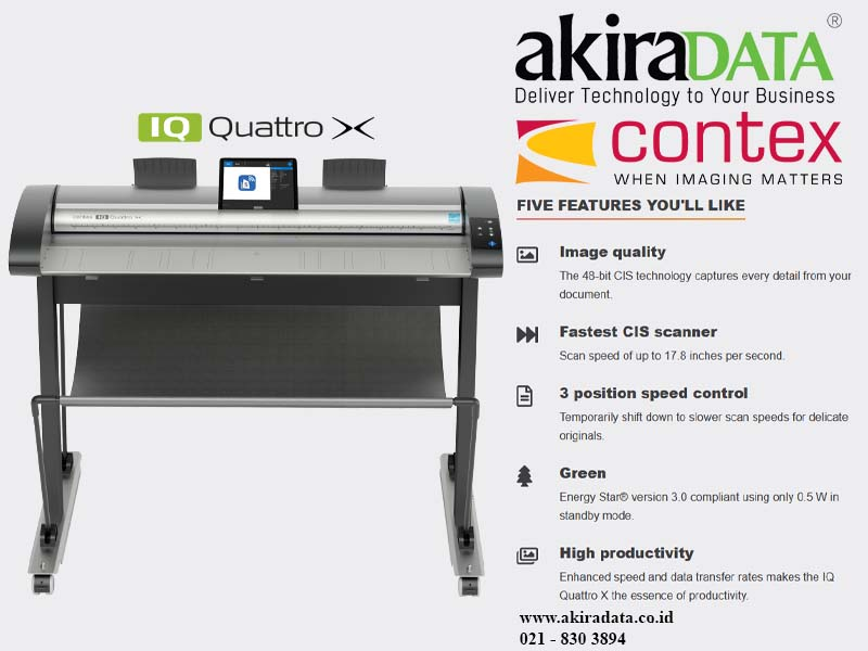 Contex IQ Quattro X 3690