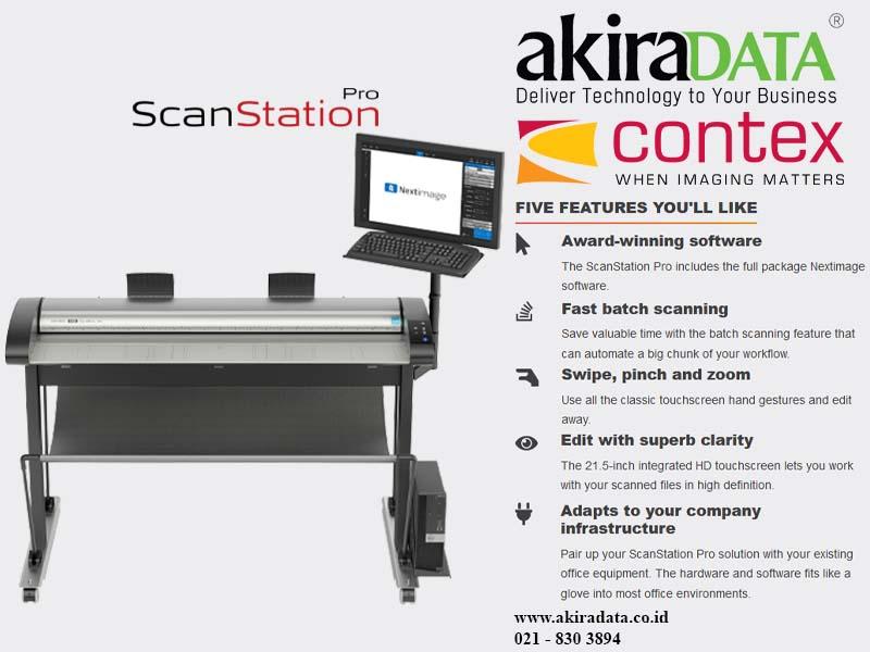 Scanner Contex IQ Quattro X 4490 ScanStation Pro